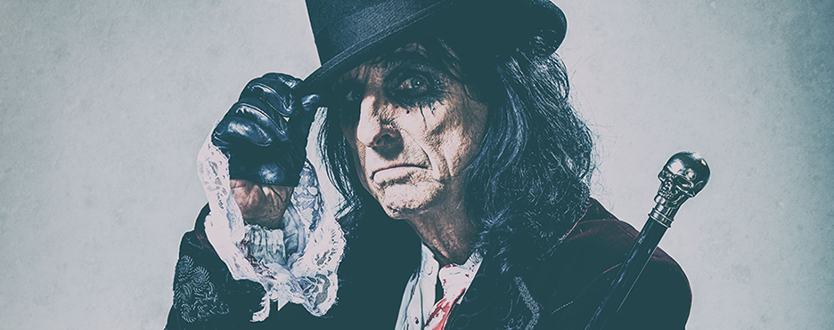 KZ106 Presents A Paranormal Evening With Alice Cooper
