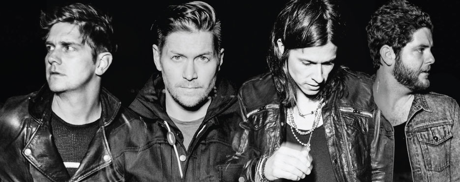 NEEDTOBREATHE Presents Tour De Compadres