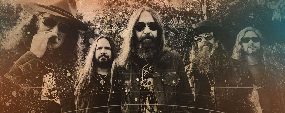 BLACKBERRY SMOKE with BRENT COBB