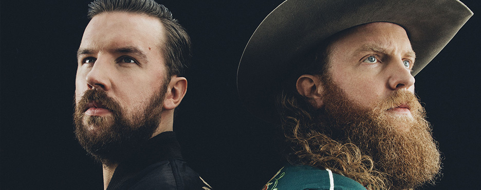 US101 presents Brothers Osborne with The Wild Feathers