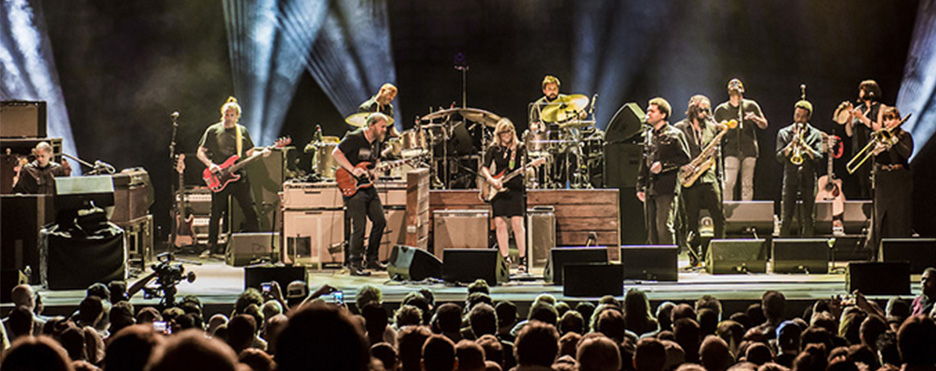 TEDESCHI TRUCKS BAND with The Marcus King Band