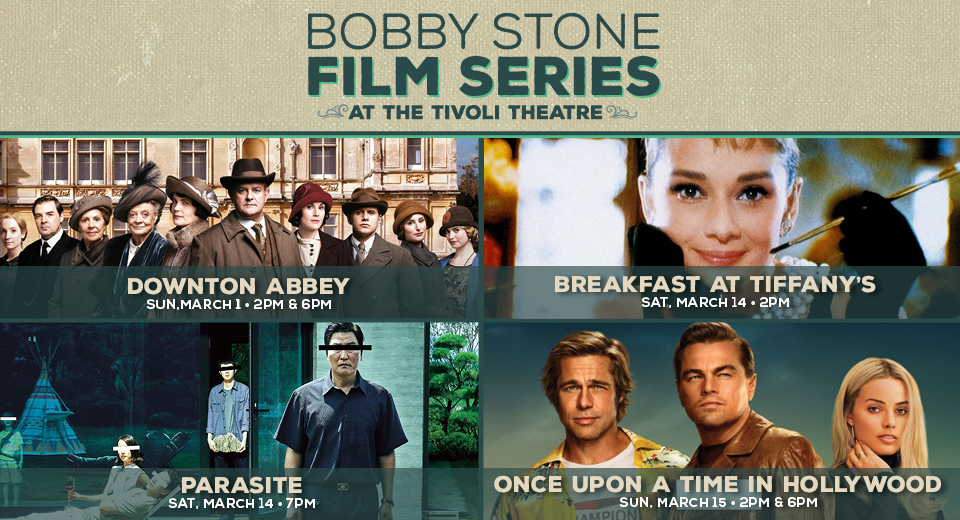 Bobby Stone Film Series